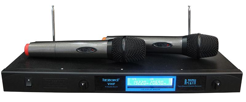 izzard R727N VHF無線麥克風