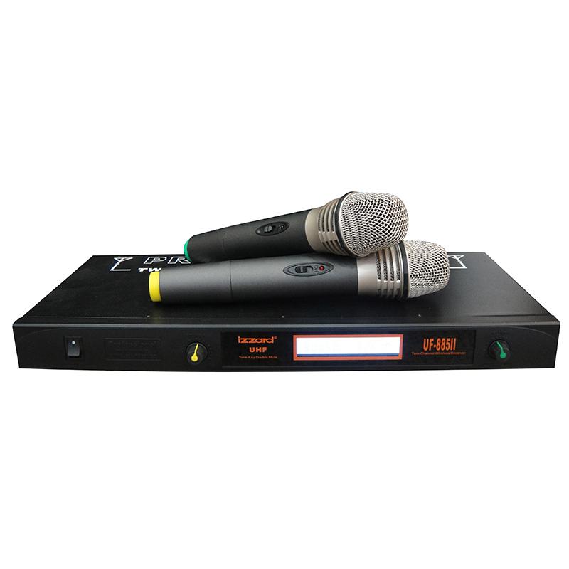 izzard UF-885II UHF無線麥克風