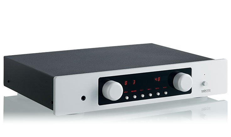 TRIGON TRV-100A 立體聲前級擴大機