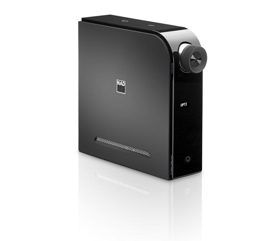 D1050 USB DAC兼 耳機擴大器