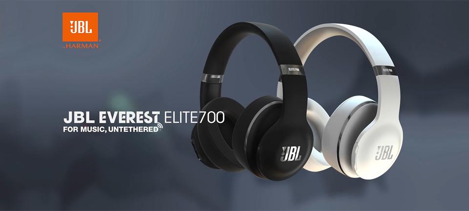 JBL Everest ELITE 700BT 精品藍牙無線耳罩式耳機