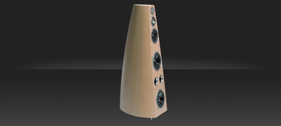 JBL Ti10K 4音路落地式喇叭