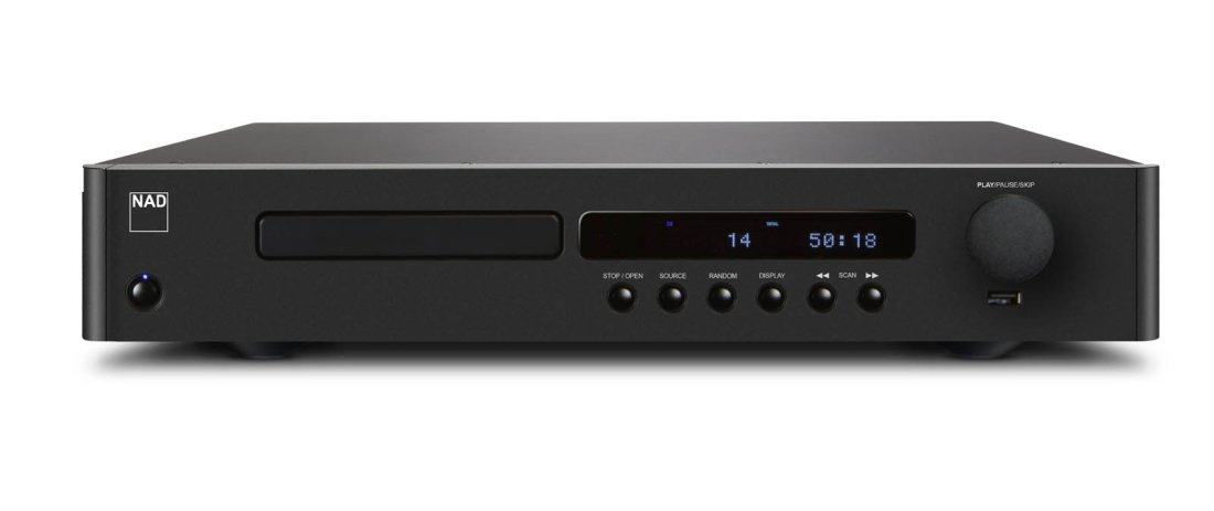 NAD C568 CD播放機
