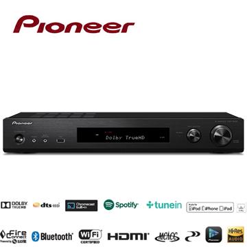 Pioneer先鋒 5.1聲道AV薄型環繞擴大機VSX-S520(B)