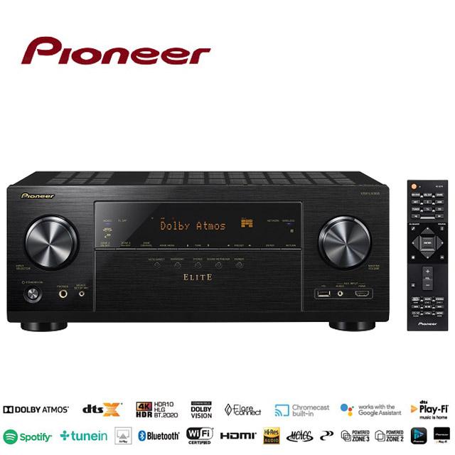Pioneer先鋒 9.2聲道AV環繞擴大機VSX-LX303(B)