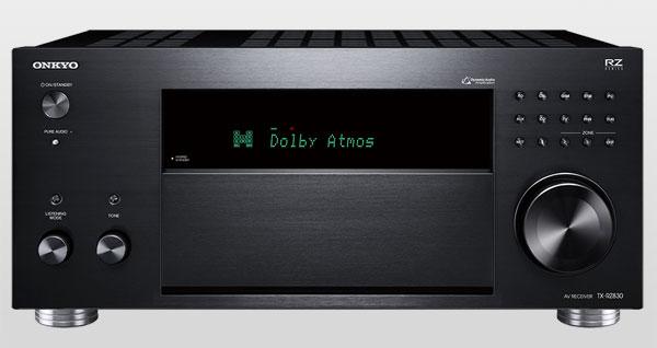 TX-RZ830 9.2-聲道網絡AV擴音機